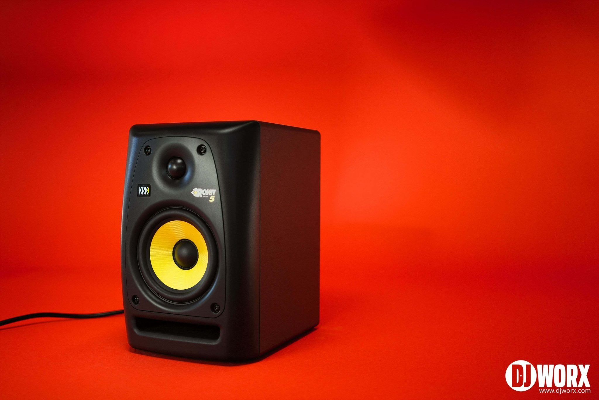 DJ studio monitors krk Rokit 5 G2