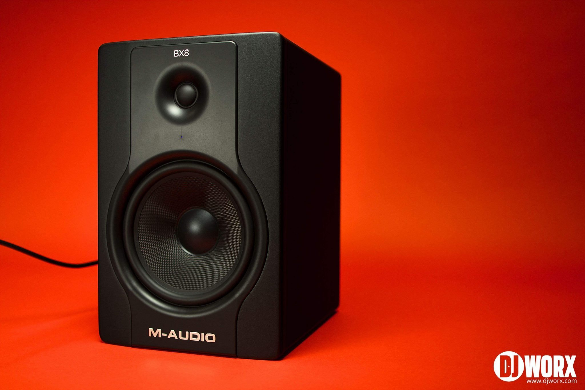 DJ studio monitors M-Audio BX8 D2