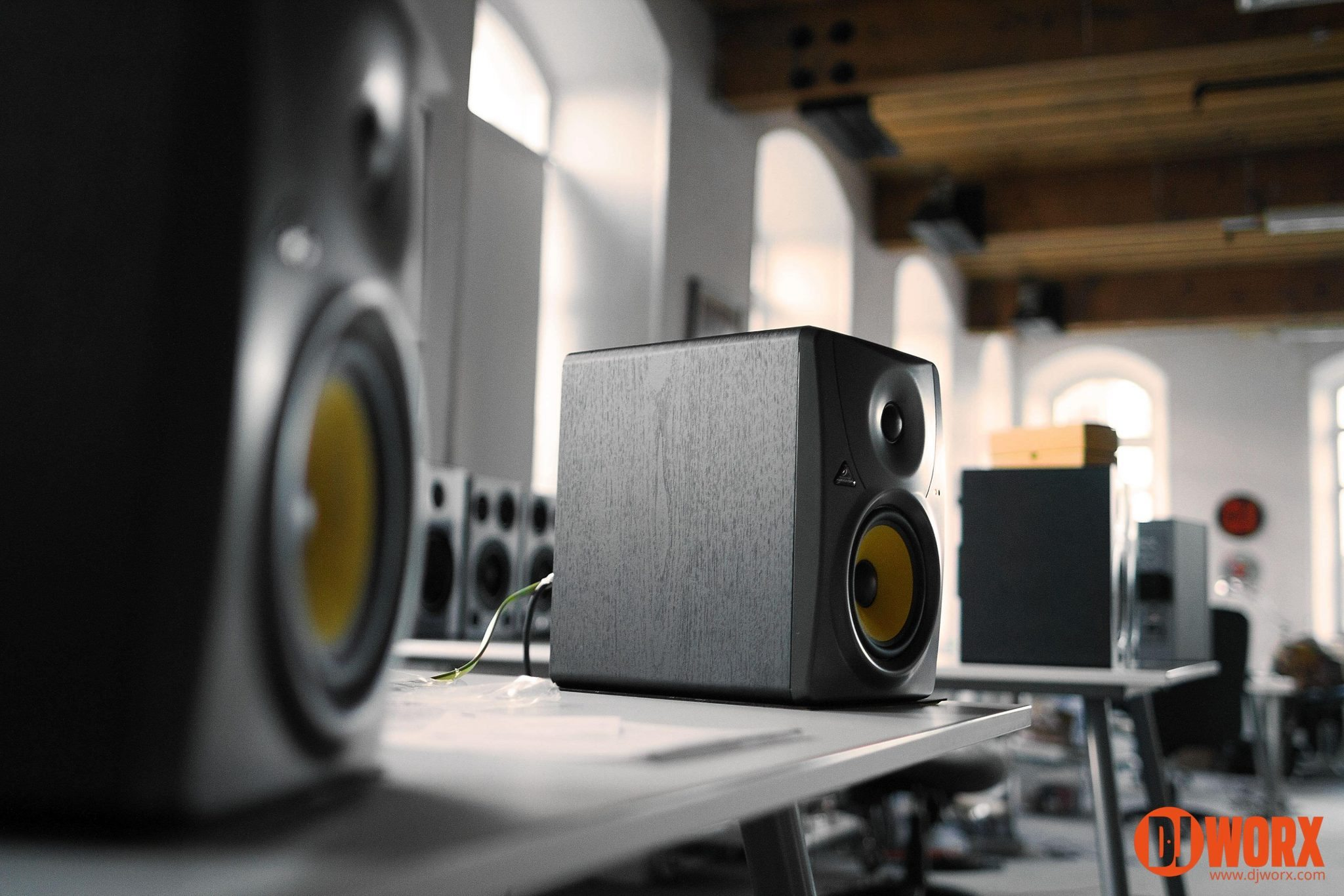 DJ entry level studio monitors group test (2)
