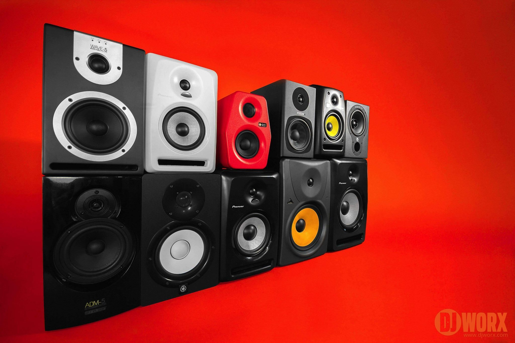GROUP TEST: Entry level Studio Monitors for DJs 1