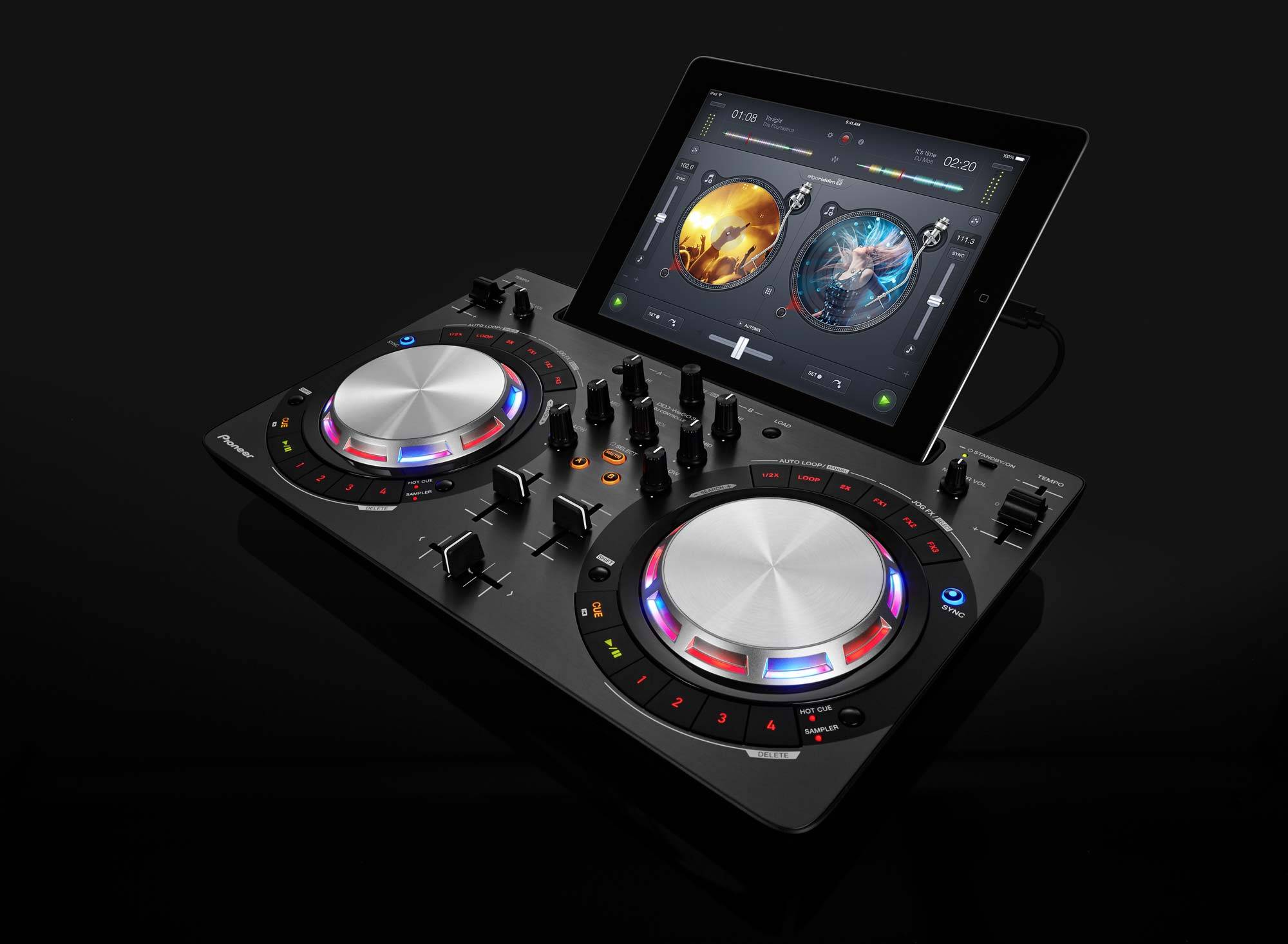 how to connect cdjs to serato mac