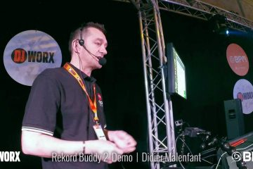 Next audio labs rekord buddy 2 demo traktor serato BPM 2014