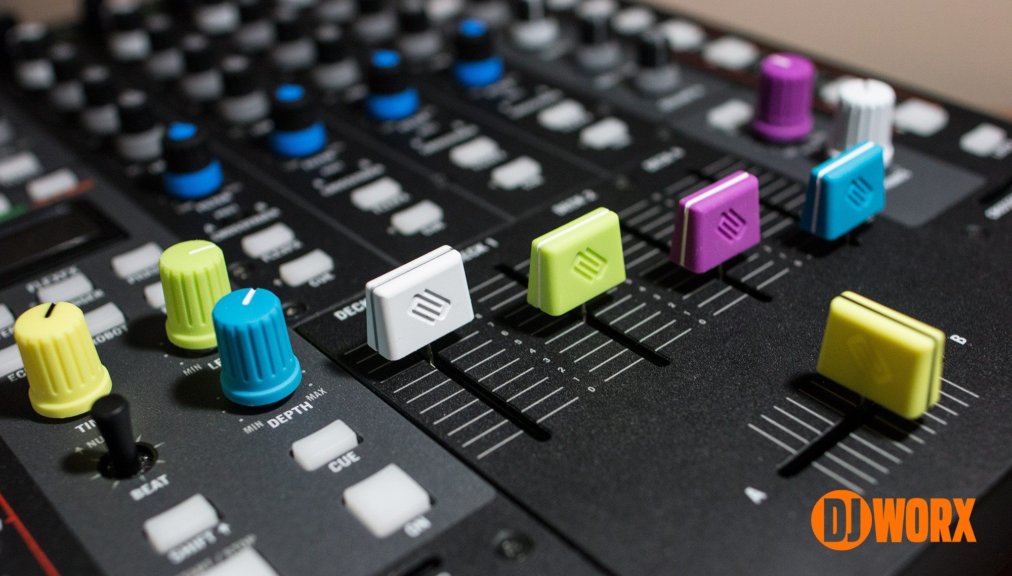BPM Live Review: New Reloop knobs. And beer. 2