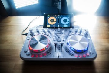 Cross DJ Pro for Android+Pioneer DDJ-WeGO2