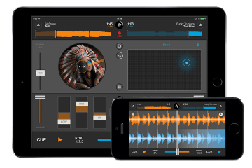 Mixvibes Cross DJ 2 for iOS