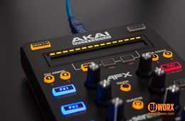 REVIEW: Akai Professional AFX 6