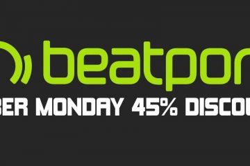 Cyber Monday: Beatport's 45% off one day event 2