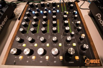 FIRST LOOK: Rane MP2015 — Rotary is back! 2