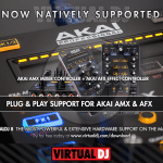 amx and afx supported in vdj8