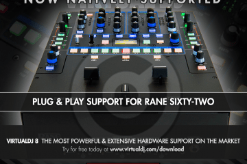 Latest controllers supported by VirtualDJ 8 2