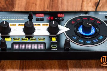 Pioneer RMX-1000 effects remix controller review (8)