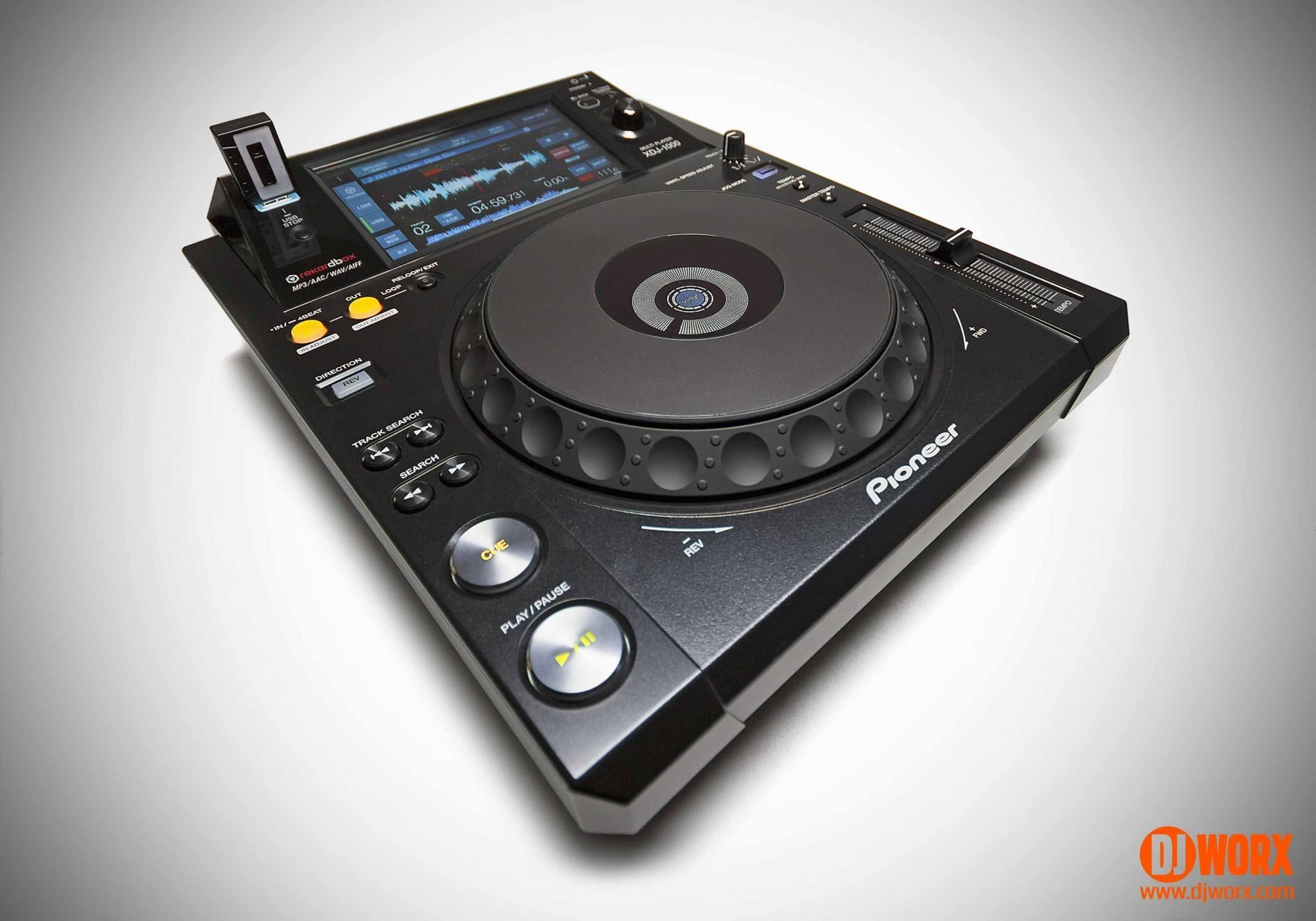 Pioneer DJ XDJ-1000 multi player review (1)