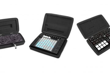 udg hard case push DDJ-SP1 RMX-500
