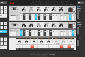 FRIDAY FUN: Acid squelch in a browser 8