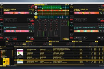 Mixxx 1.12 beta dj software