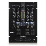 Musikmesse 2015: Reloop RMX22i and RMX33i Mixers 3
