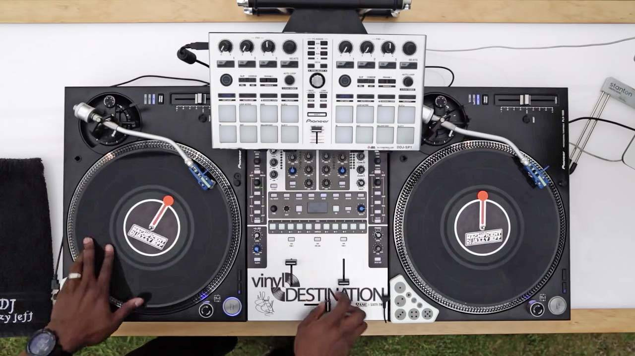 Turntablists What More Do You Want From Technology Djworx