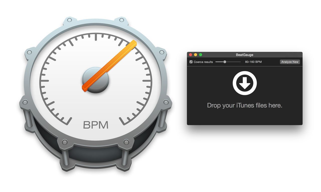 MINI REVIEW: BeatGauge — BPM detector for iTunes | DJWORX