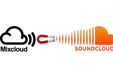 mixcloud soundcloud import