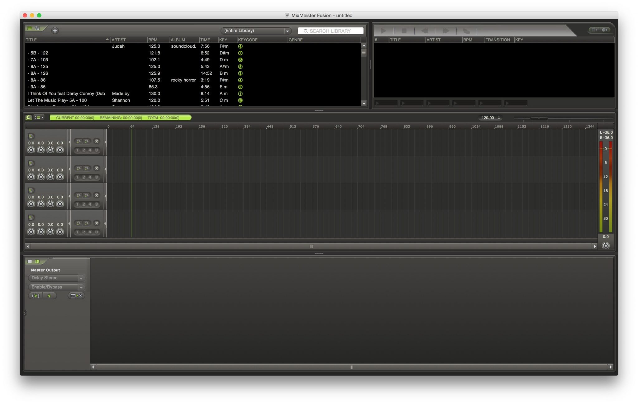 REVIEW: MixMeister Fusion 7 7 performance software   DJWORX