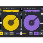 Mobile colors Cross DJ Android 2.3
