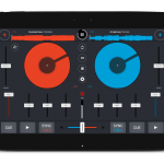 Tablet colors Cross DJ Android 2.3