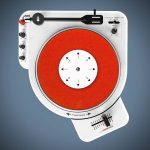 7 inch portable scratcher turntable (1)