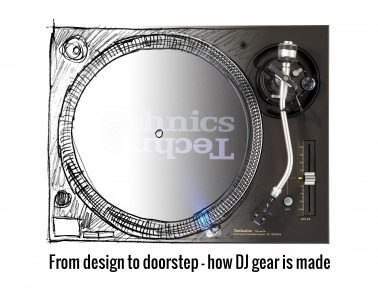 How DJ Gear is made (1)
