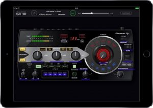 Pioneer DJ RMX-1000 for iPad iOS app iPad (2)