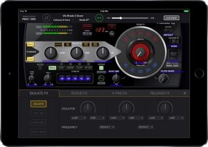 Pioneer DJ RMX-1000 for iPad iOS app iPad (5)