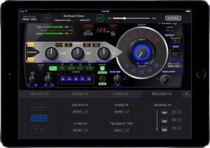Pioneer DJ RMX-1000 for iPad iOS app iPad (7)