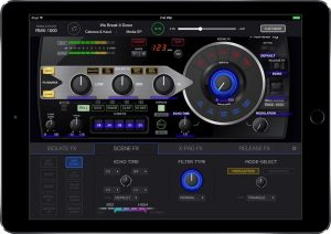 Pioneer DJ RMX-1000 for iPad iOS app iPad (8)