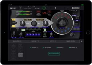 Pioneer DJ RMX-1000 for iPad iOS app iPad (10)