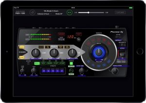 Pioneer DJ RMX-1000 for iPad iOS app iPad (12)