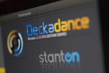Stanton deckadance 2.5 DJ software