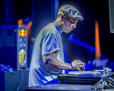 IDA World 2015 DJ Woody hip hop is 40 (2)