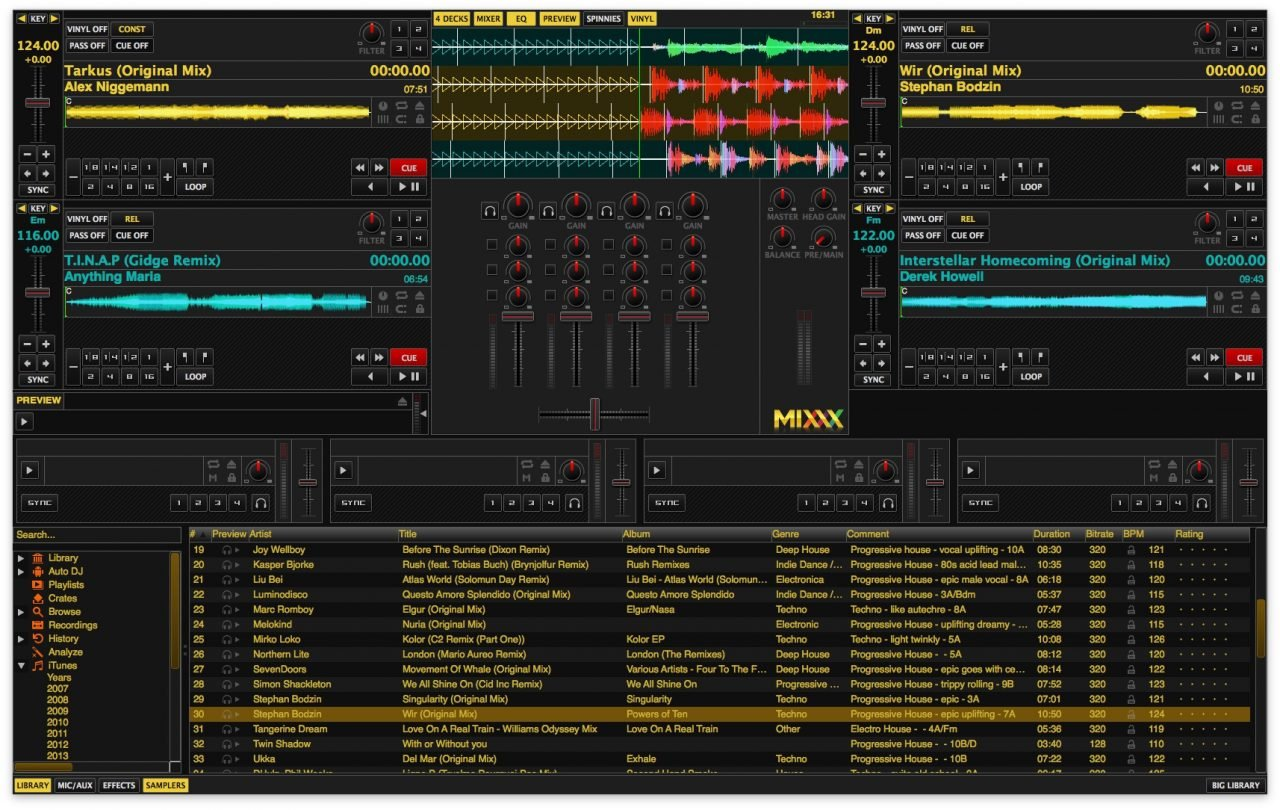 mixxx-2.0-rc1-full