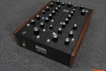 Rane MP2014 rotary mixer NAMM 2016 (1)
