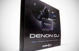 Denon DJ DS1 audio interface DVS Review Serato DJ (11)