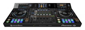 Pioneer DJ DDJ-RZX rekordbox video controller (1)