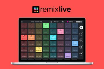 Mixvibes remixlive for Mac (2)