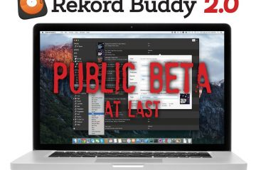 rekord buddy 2 public beta