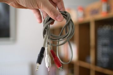 DJWORX RCA mini jack cable DJ Gear (3)