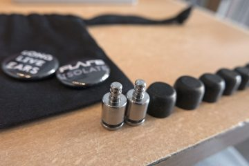 Flare Audio Isolate ear plugs kickstarter (1)