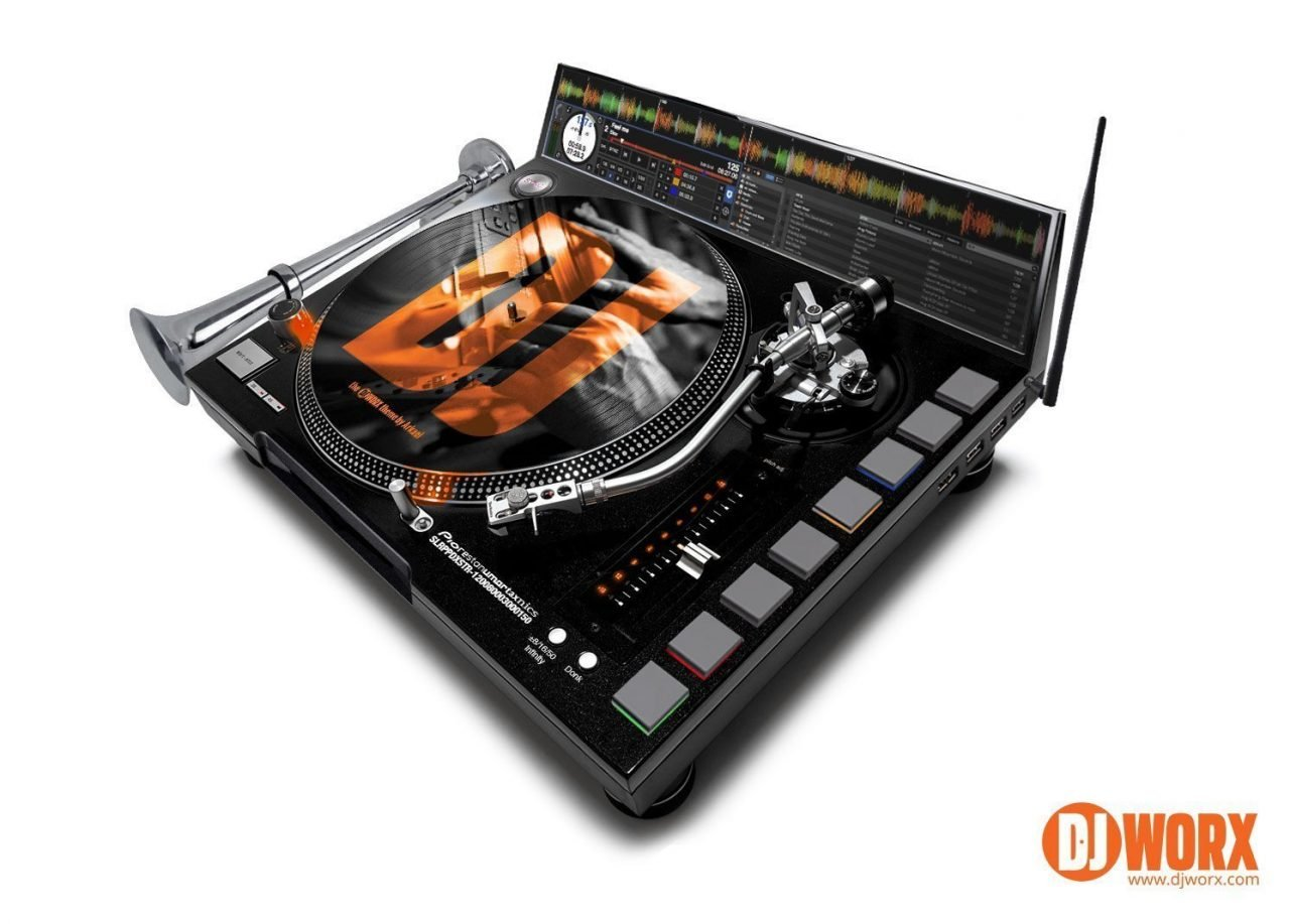 Future turntable DJWORX
