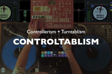 controltablism John type hardware hot cue sequencing serato