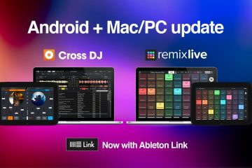 Mixvibes Ableton Link Cross Remixlive (8)