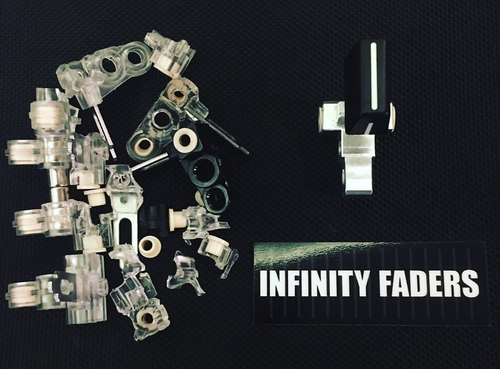 Infinity Faders replacement Rane fader (1)