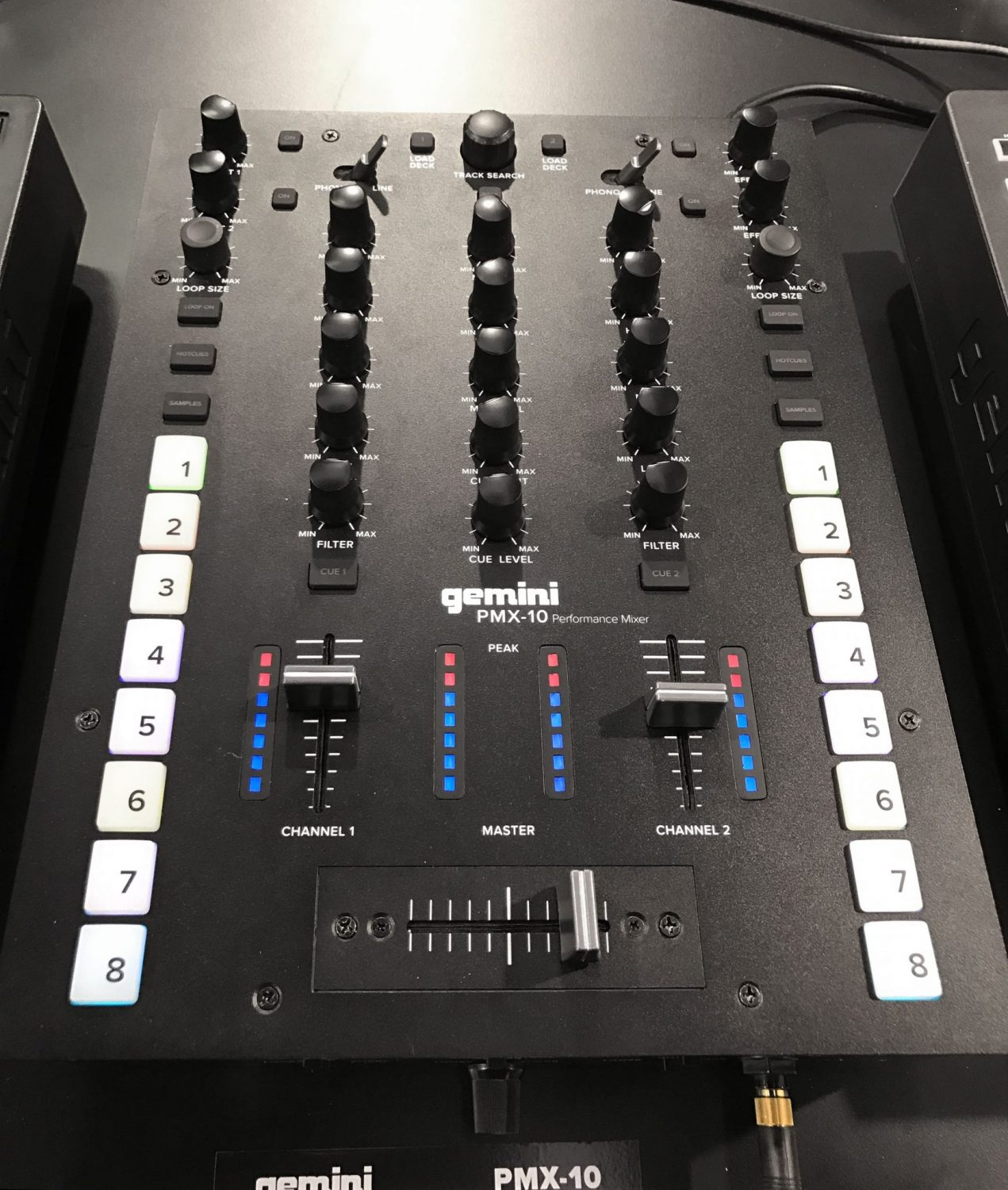 NAMM 2017: Gemini PMX-10 and PMX-20 MIDI Mixers 1
