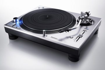 Panasonic Technics SL-1200GR turntable (1)